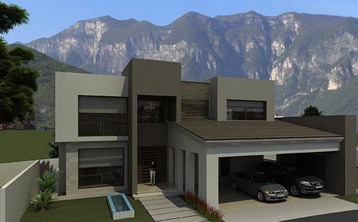 Foto Casa en Venta en  Sierra Alta 1era. Etapa,  Monterrey  PRE-VENTA. PROYECTO DE CASA - SIERRA ALTA - MONTERREY, NL.