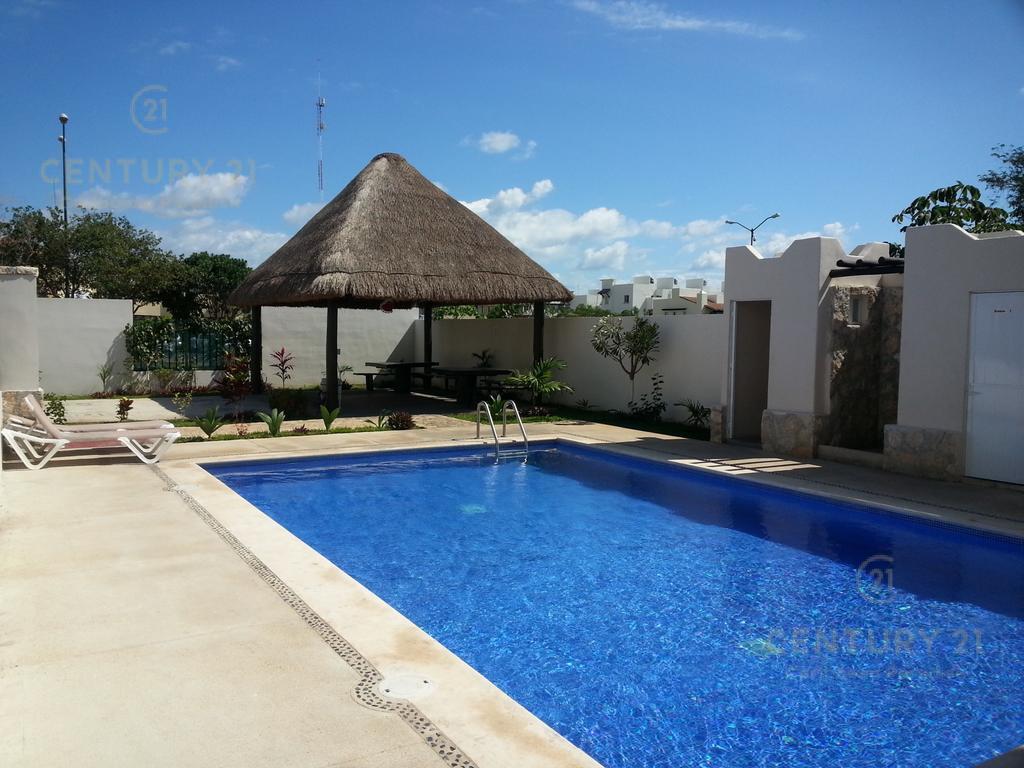 Foto Departamento en Venta en  Playa del Carmen ,  Quintana Roo  Se VENDE bonito departamento 2 rec. Cerrada Morell, Residencial Real Ibiza, Playa del Carmen P2840