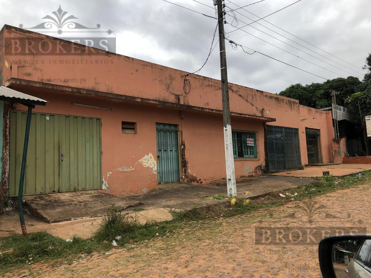 Foto Local en Venta en  Villa Laurelty,  San Lorenzo  Vendo Propiedad para inversion!! Sup. 422 m2.en LAURELTY