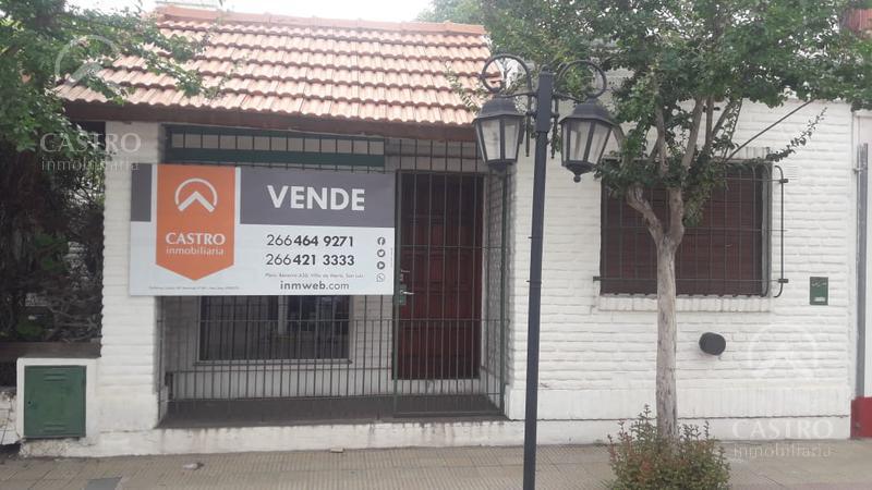 Foto Casa en Venta en  Centro,  Merlo  Coronel Mercau al 586