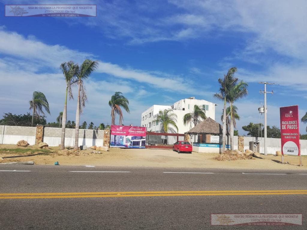 Foto Terreno en Venta en  Acapulco de Juárez ,  Guerrero  COND. FRENTE AL MAR (L.3)