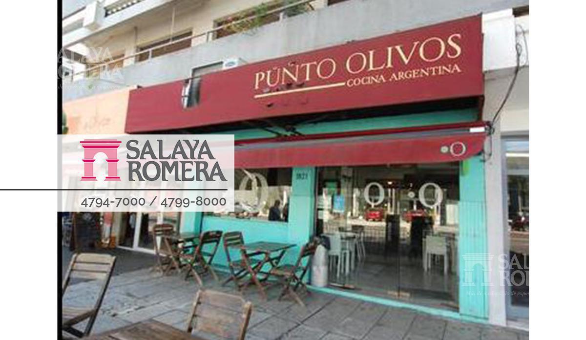 Foto Local en Venta en  Barrio Vicente López,  Vicente López  LOCAL EN VENTA Av. del Libertador al 1800