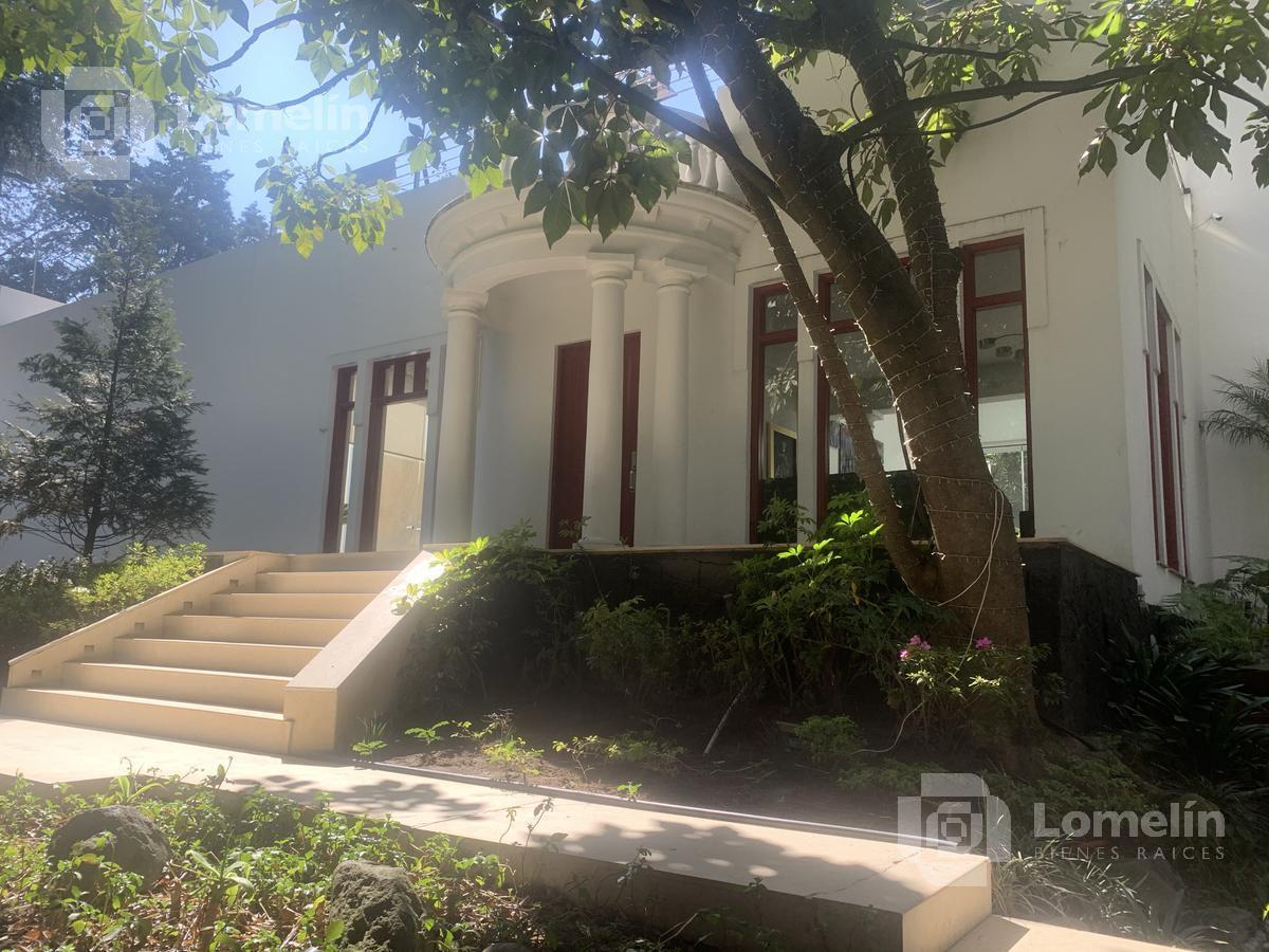 Foto Casa en Venta en  San Angel Inn,  Alvaro Obregón  SAN ANGEL INN - MAGNÍFICA RESIDENCIA