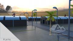 Foto Bodega Industrial en Venta en  Playa del Carmen,  Solidaridad  Playa del Carmen