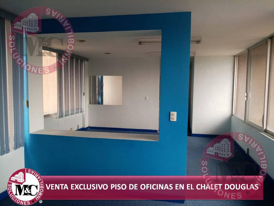 Foto Local en Venta en  Zona Centro,  Aguascalientes       MC VENTA EXCLUSIVO PISO DE OFICINAS EN EL CHALET DOUGLAS