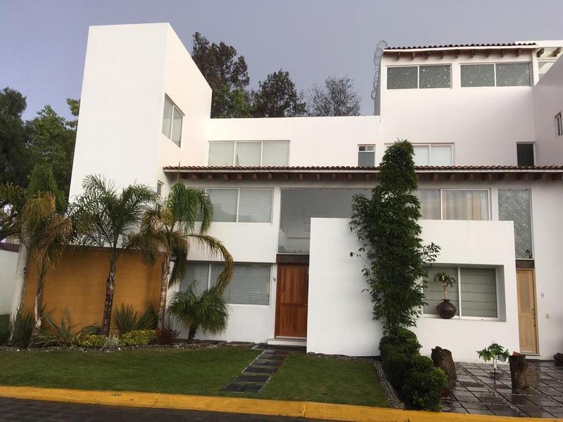 Foto Casa en Renta en  Fraccionamiento Valle de San Javier,  Pachuca  Casa en Renta en San Javier Pachuca