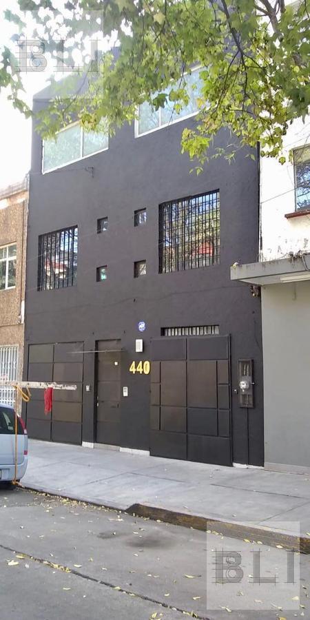 Foto Edificio Comercial en  en  Hipódromo Condesa,  Cuauhtémoc  Cuauhtémoc, Hipódromo Condesa, Campeche