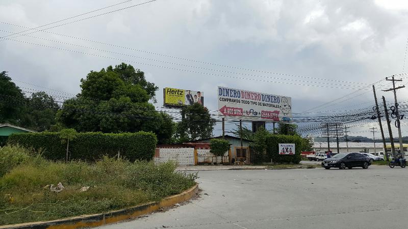 Foto Campo en Venta en  Prieto,  San Pedro Sula  Terreno en Venta