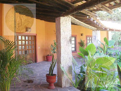 Foto Casa en Venta en  Rancho o rancheria La Tortuga,  Tequisquiapan  Para los amantes de la naturaleza