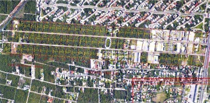 Foto Terreno en Venta en  Cancún Centro,  Cancún  TERRENO DE OPORTUNIDAD  (JUNTO A VILLA MAGNA)