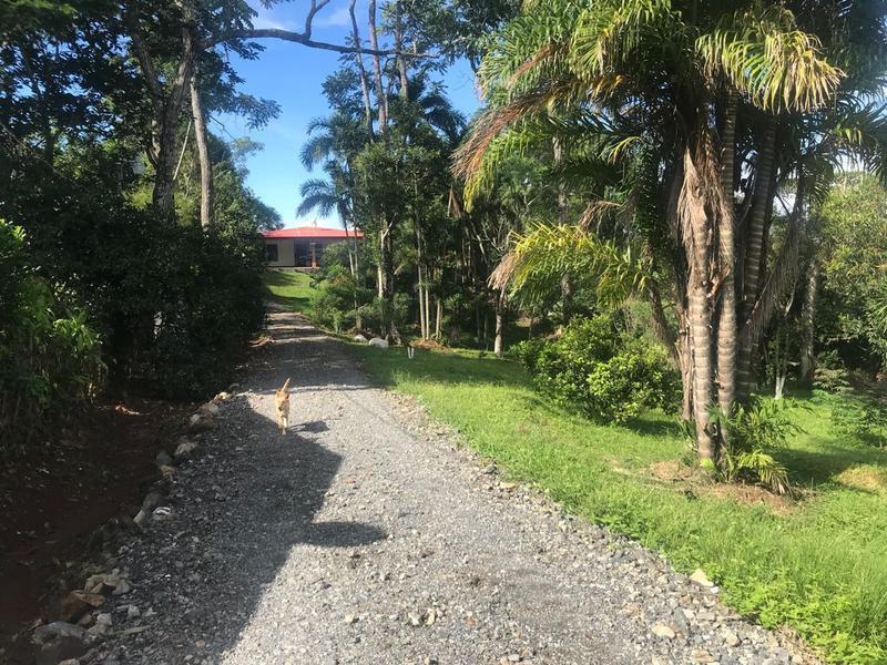 Foto Casa en Venta en  Tabarcia,  Mora  Casa con amplio terreno y excelente vista en Tabarcia de Mora