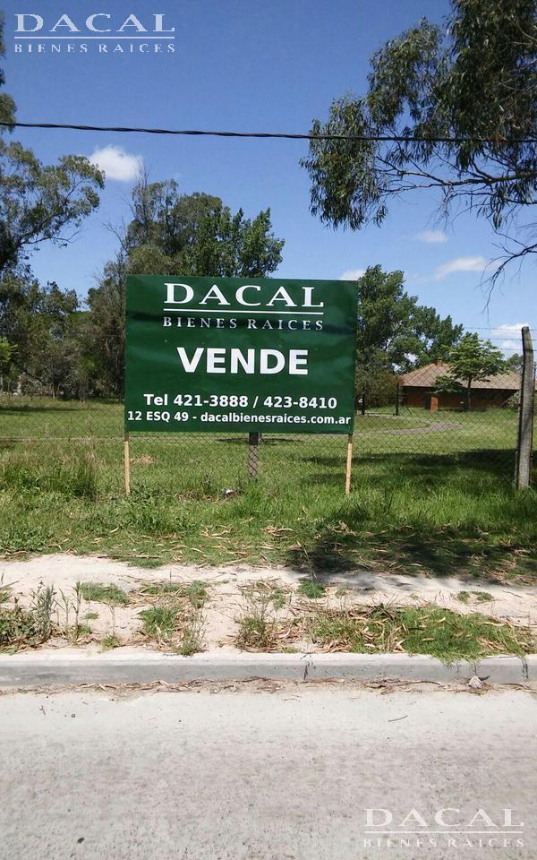 Terreno en Venta, 44 e/ 167 y 168 - La Plata - Buenos Aires