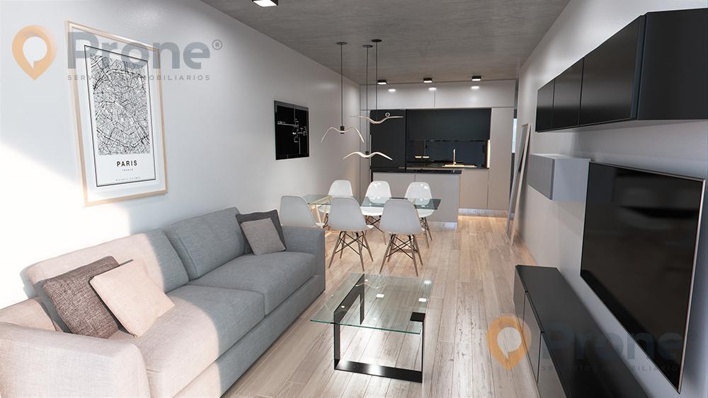 Foto Departamento en Venta en  Centro,  Rosario  Brown al 1600 2 Dormitorios al Frente con Balcón