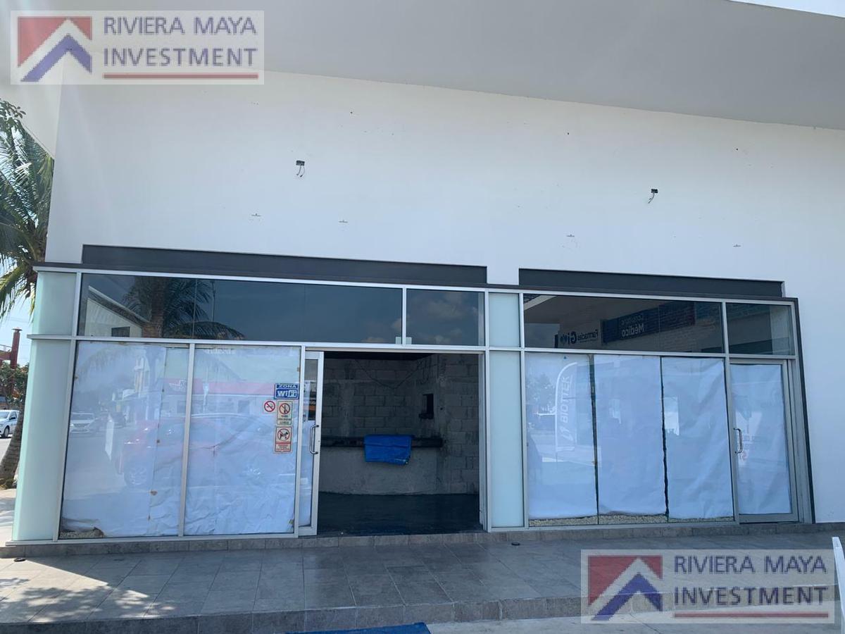 Foto Local en Renta en  Playa del Carmen,  Solidaridad  LC16 NAVAH LOCAL 1A