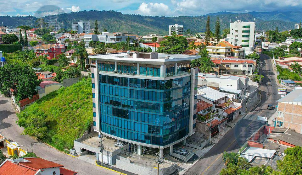 Foto Oficina en Venta   Renta en  Lomas del Mayab,  Tegucigalpa  Oficina En Venta o Renta  41.58m2 Torre Mayab Tegucigalpa