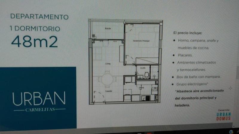 Foto Departamento en Venta |  en  Barrio Calle Ciega Nº 6,  General Roca  Vendo en pozo dptos 1 dormitorio - Villa Morra
