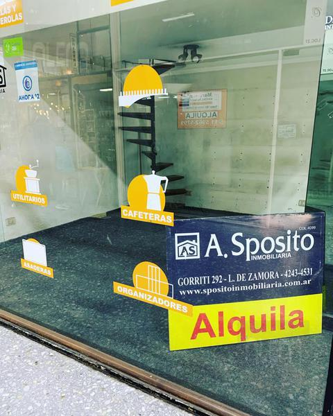 Foto Local en Alquiler en  Lomas de Zamora Oeste,  Lomas De Zamora  Gorriti al 200 Galería Goes