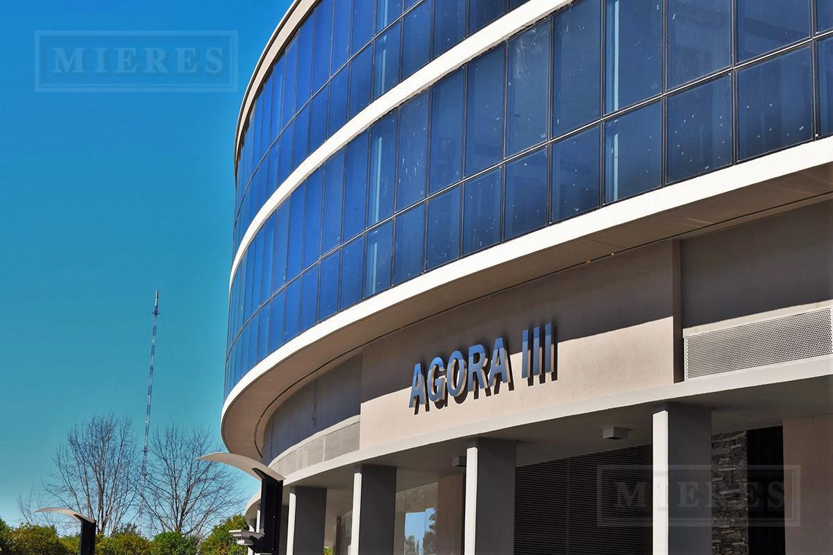 MIERES Propiedades- Oficina de 100 mts en AGORA III