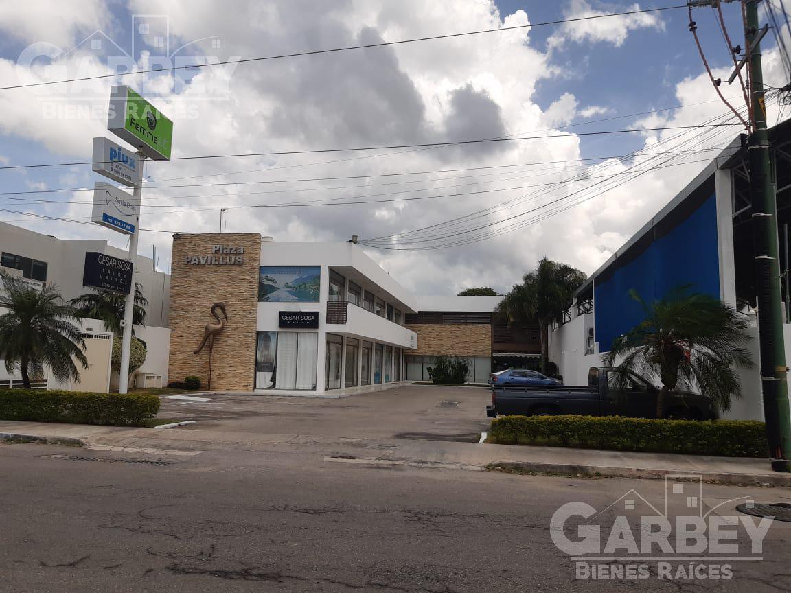 Foto Edificio Comercial en Venta en  Fraccionamiento Vista Alegre Norte,  Mérida  Plaza Pavillus