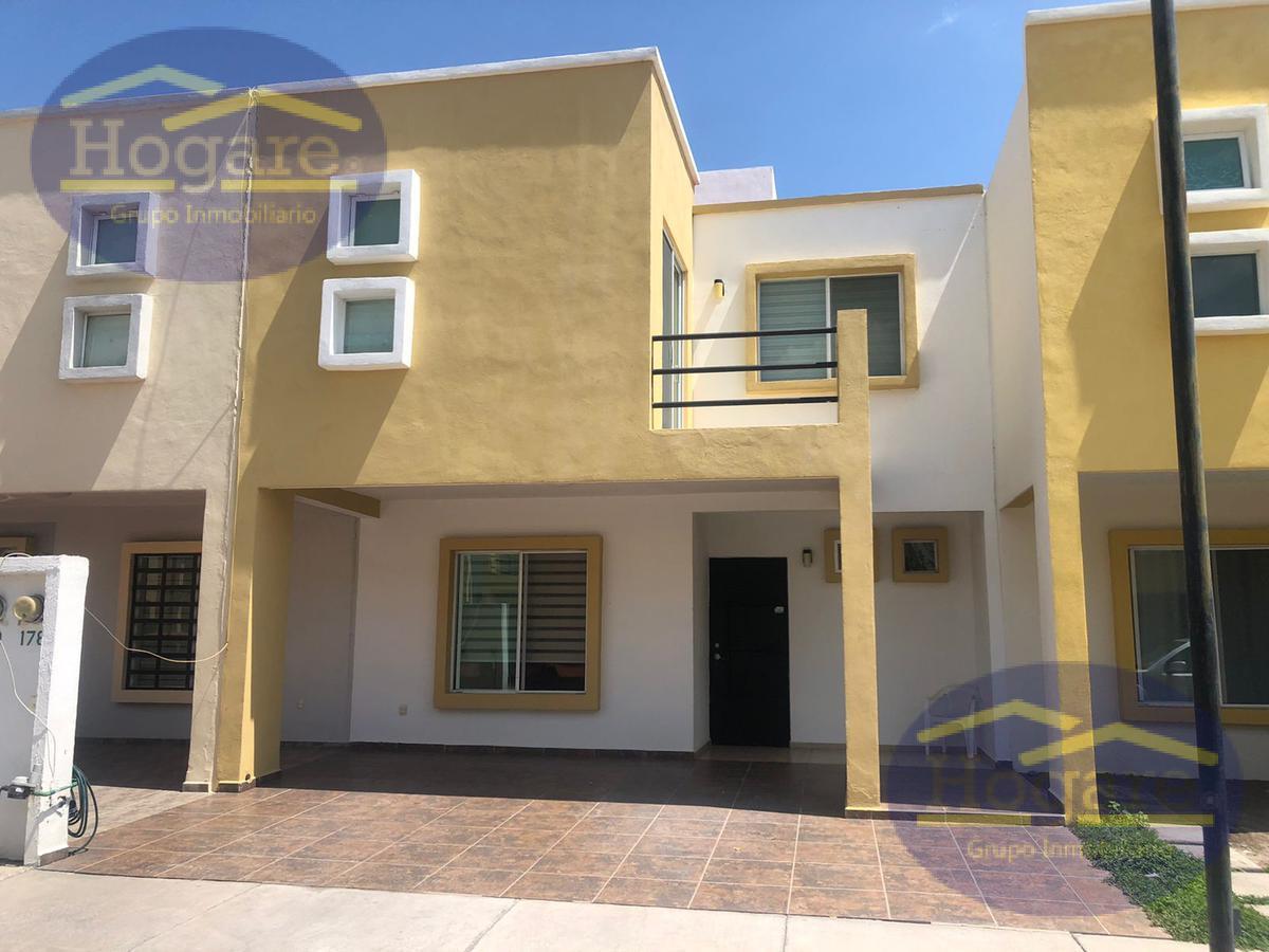 Casa Renta 3 Recamaras Amueblada Residencial Oasis León Gto