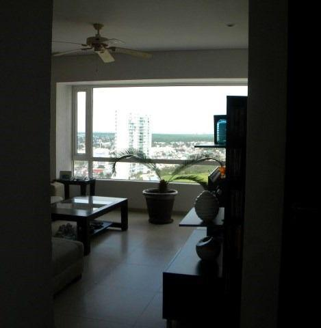 Foto Departamento en Renta en  Puerto Cancún,  Cancún  Departamento en Renta CANCUN TOWERS 3 Recámaras Amueblado. Puerto Cancùn