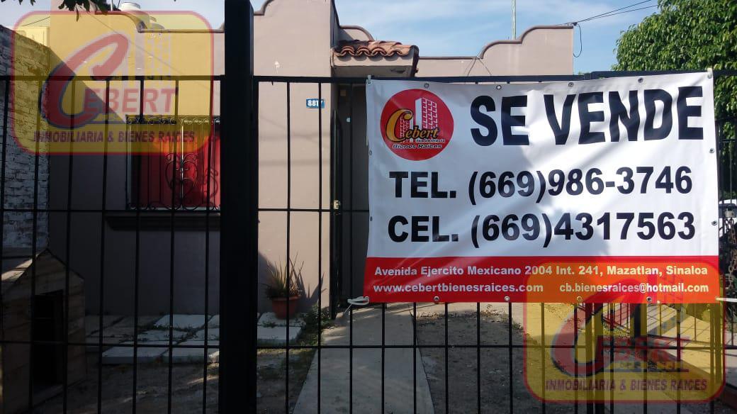 Foto Casa en Venta en  Mazatlán ,  Sinaloa  CALLE ZAFIRO Y CORAL al 8800