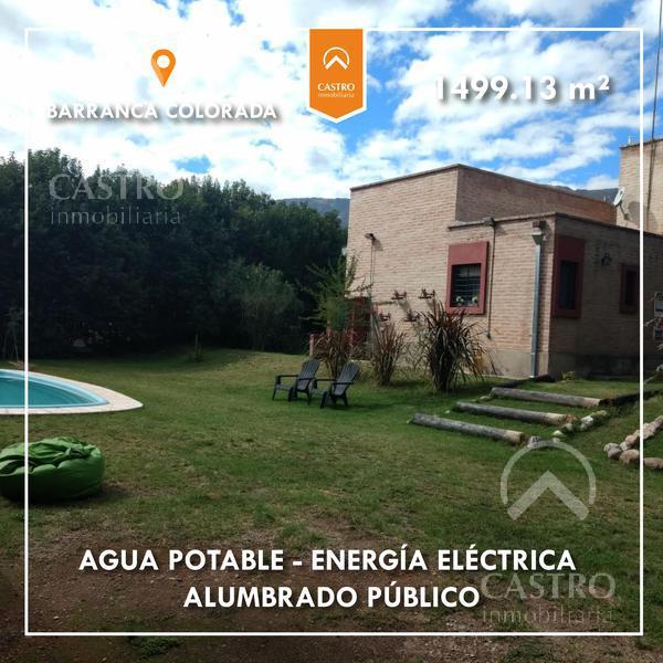 Foto Casa en Venta en  Barranca Colorada,  Merlo  Calle La Abeja