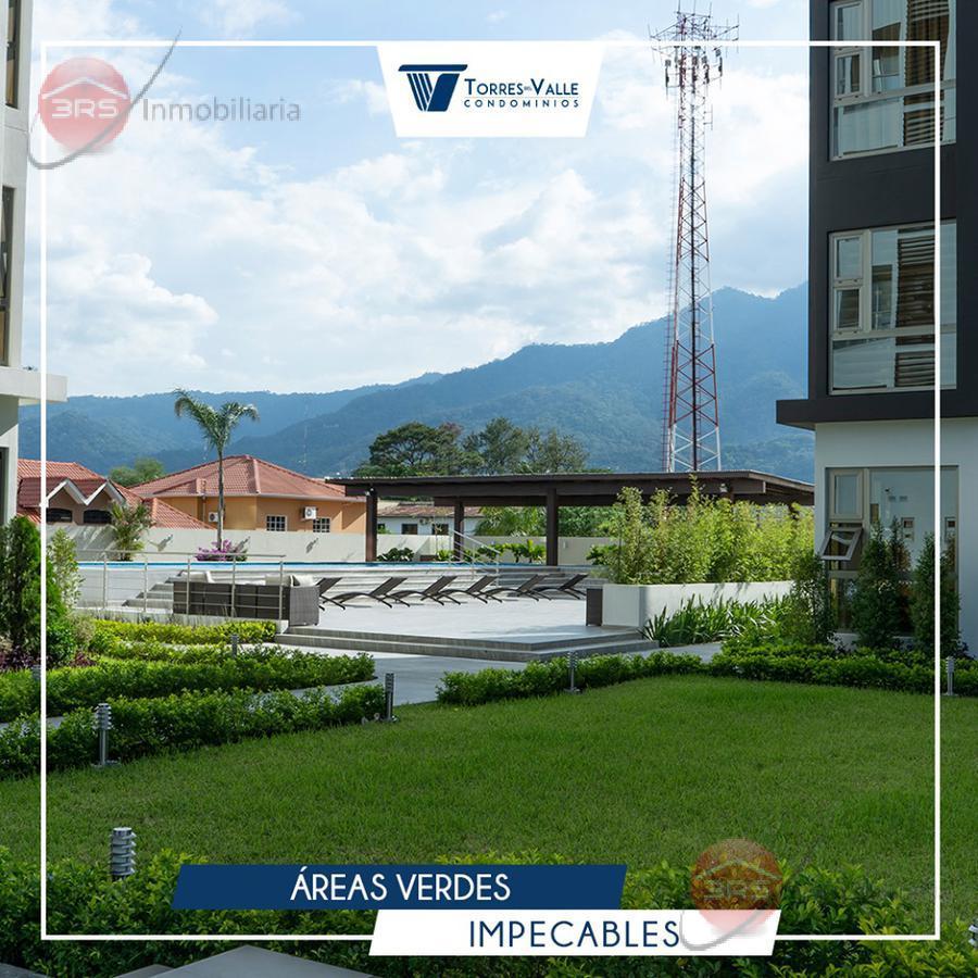 Foto Departamento en Venta en  Jardines del Valle,  San Pedro Sula  Apartamento en Venta Torres del Valle - Tipo D