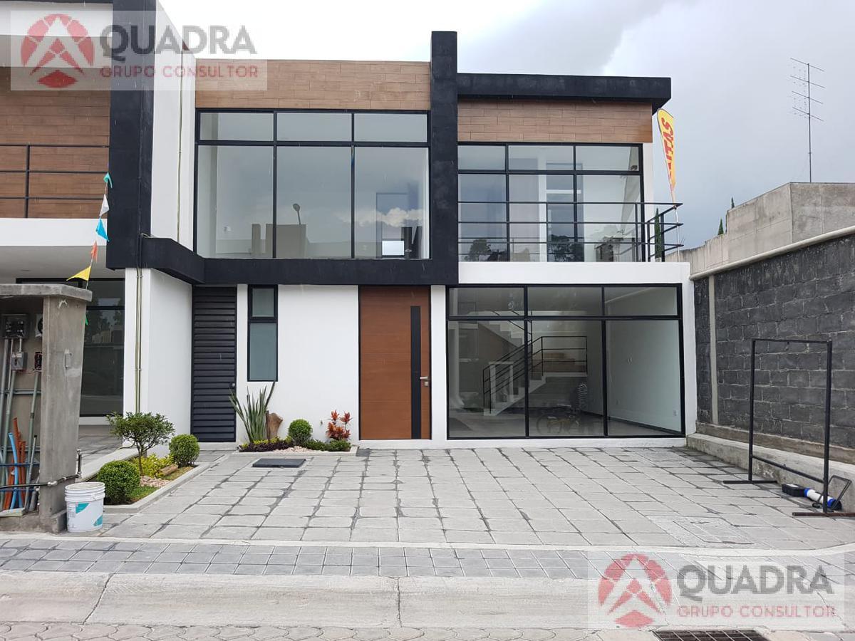 Foto Casa en Venta en  Momoxpan,  San Pedro Cholula  Casa en Venta en Santiago Momoxpan San Pedro Cholula Puebla