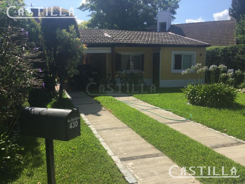 Foto Casa en Venta en  Aranzazu,  Countries/B.Cerrado  AV. BOLDRIN entre  y
