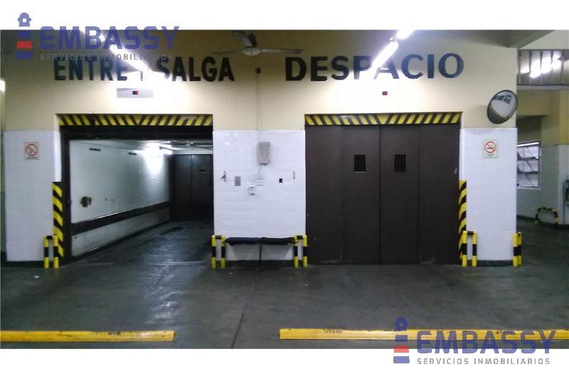 Foto Cochera en Venta en  Once ,  Capital Federal  Cochera Uriburu al 400 Balvanera, Oportunidad de Inversión!!!!!