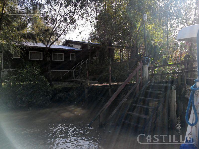Foto Casa en Venta en  Paycarabi,  Zona Delta Tigre  Arroyo Paycarabi