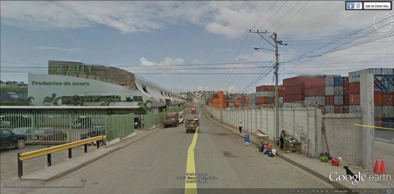Foto Terreno en Alquiler en  Norte de Guayaquil,  Guayaquil  ALQUILER DE TERRENO INDUSTRIAL INMACONSA