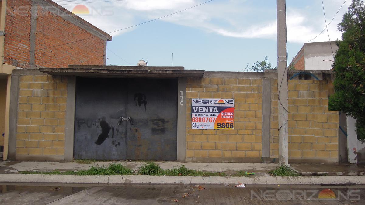 Foto Terreno en Venta en  Los Reyitos,  San Luis Potosí  Oportunidad!! Terreno Plano en Venta con Excelente Ubicación SLP L-9806