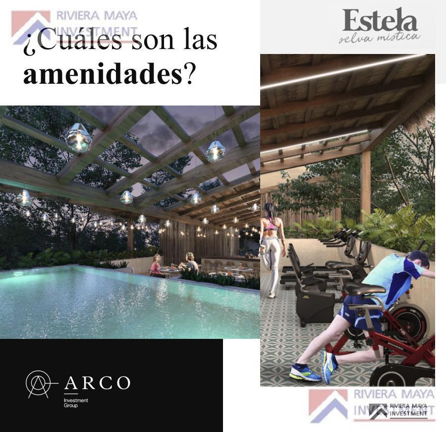 Foto Departamento en Venta en  Solidaridad ,  Quintana Roo  Departamento con piscina privada en Venta