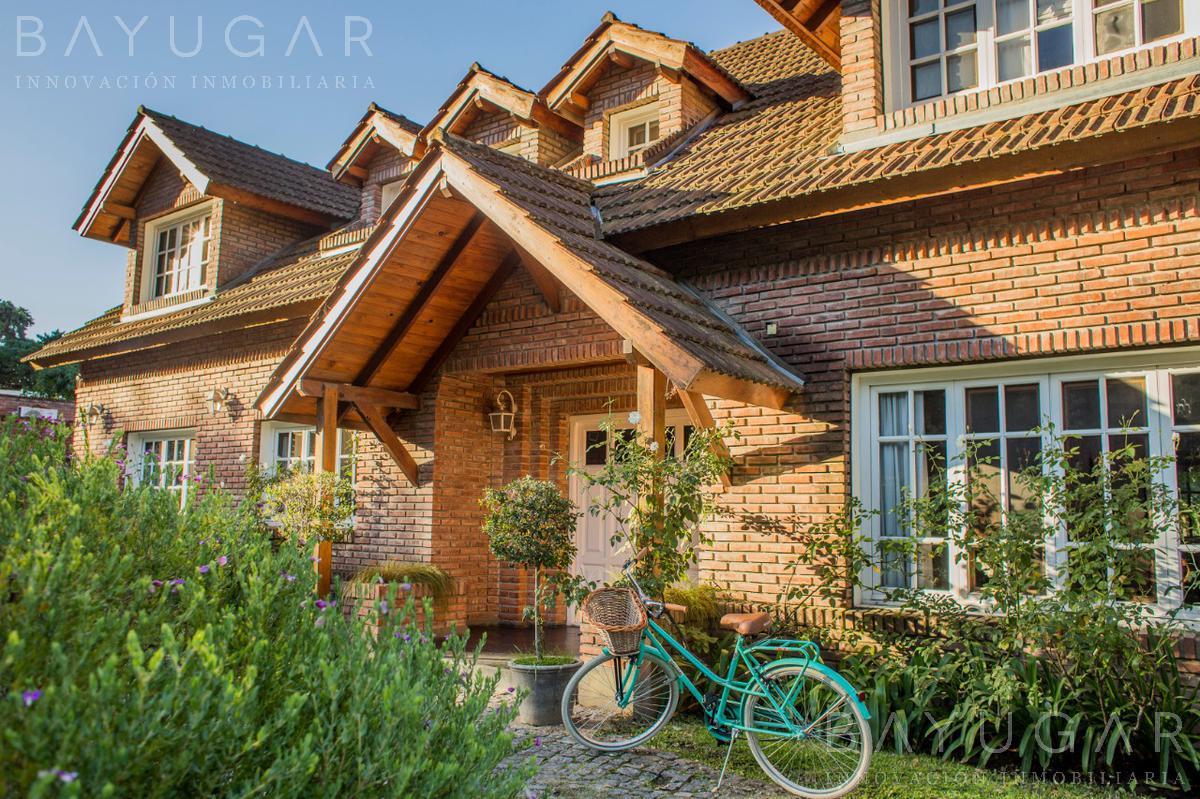 Foto Casa en Alquiler temporario en  Los Lagartos,  Countries/B.Cerrado (Pilar)  Venta - Casa en Lagartos - Bayugar Negocios Inmobiliarios