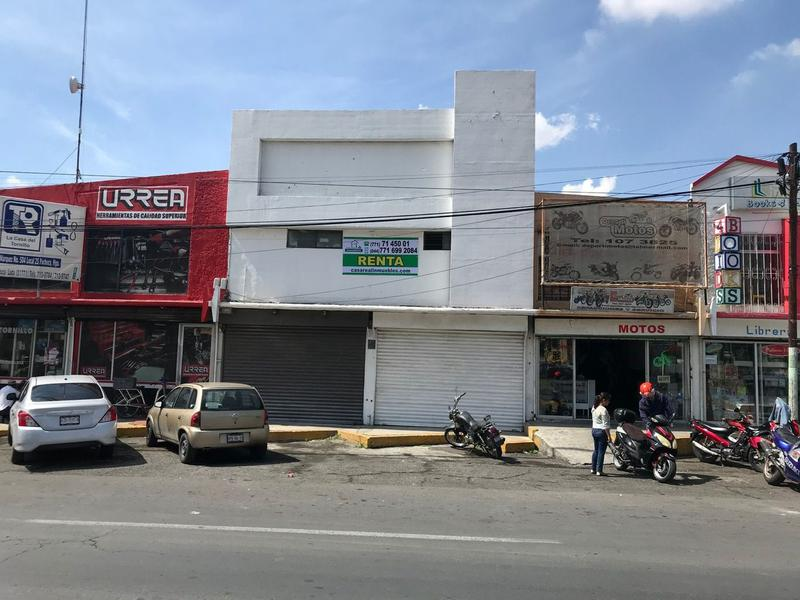 Foto Local en Renta en  Lomas Residencial Pachuca,  Pachuca  Local Comercial sobre Blvd. Everardo Márquez