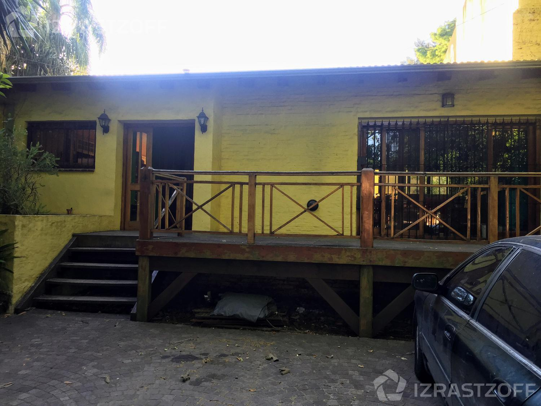 Casa--Tigre Residencial-Av. Liniers, frente a Prefectura