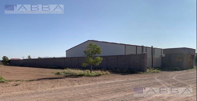 Foto Edificio Comercial en Venta en  Aldama ,  Chihuahua  VENTA DE NAVE INDUSTRIAL  EN CARRETERA ALDAMA