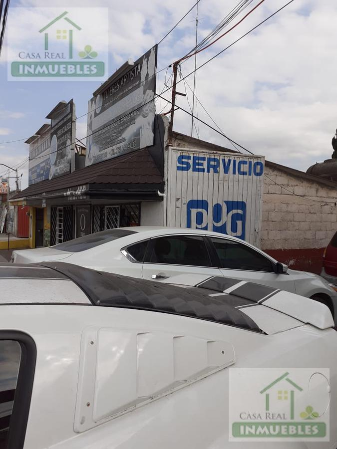Foto Terreno en Venta en  Tulancingo de Bravo ,  Hidalgo  Terreno con Locales sobre carretera Tulancingo, Hgo.