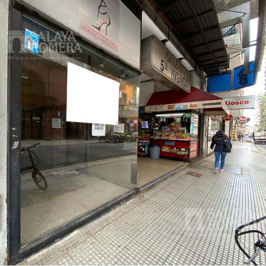 Foto Local en Alquiler en  Barrio Norte ,  Capital Federal  Talcahuano al 1000