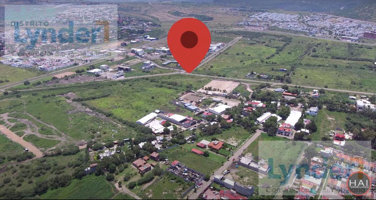 Foto Terreno en Venta en  Los Olvera,  Corregidora  TERRENO EN VENTA USO DE SUELO MIXTO EN CORREGIDORA QUERÉTARO