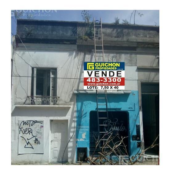 Foto Terreno en Venta en  Microcentro,  La Plata  46 al 400