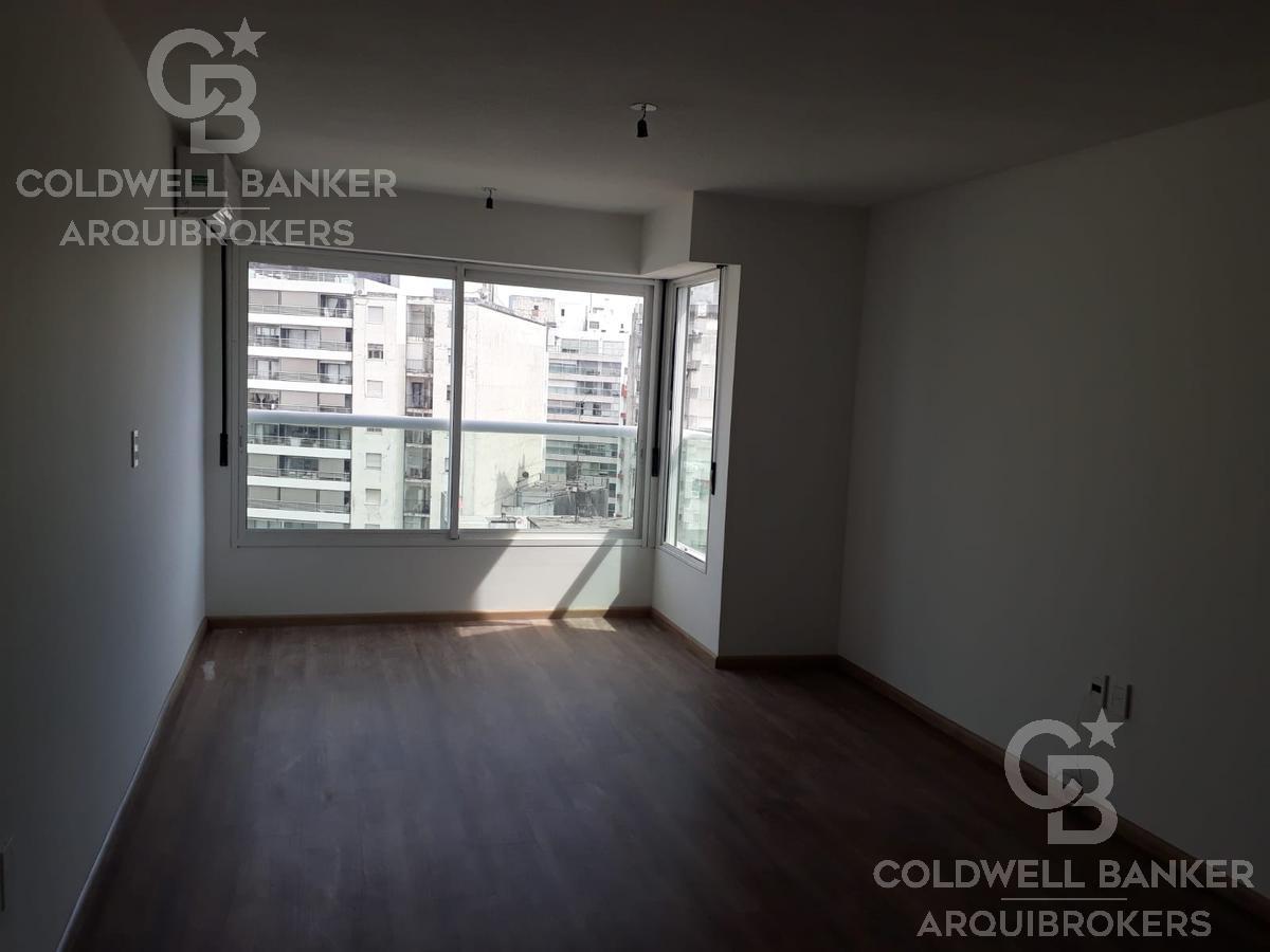 Foto Apartamento en Alquiler en  Pocitos ,  Montevideo  Apartamento monoambiente en venta y alquiler en Pocitos