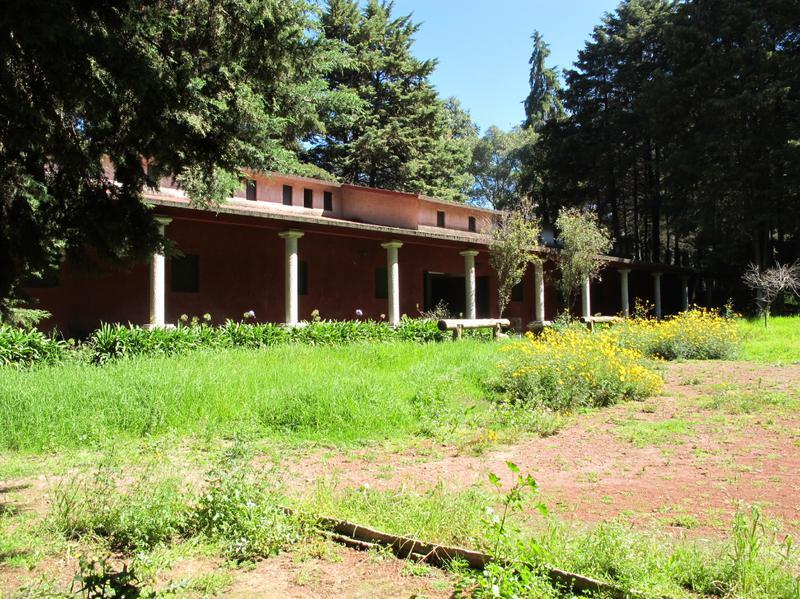 Foto Quinta en Renta en  Ex-hacienda Jajalpa,  Ocoyoacac   HACIENDA JAJALPA