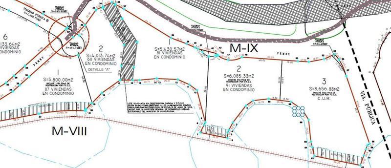 Foto Terreno en Venta en  Bosque Real,  Huixquilucan  SKG Vende Terrenos en Bosque Real, desde 3,772.57 m2 hasta 32,000 m2