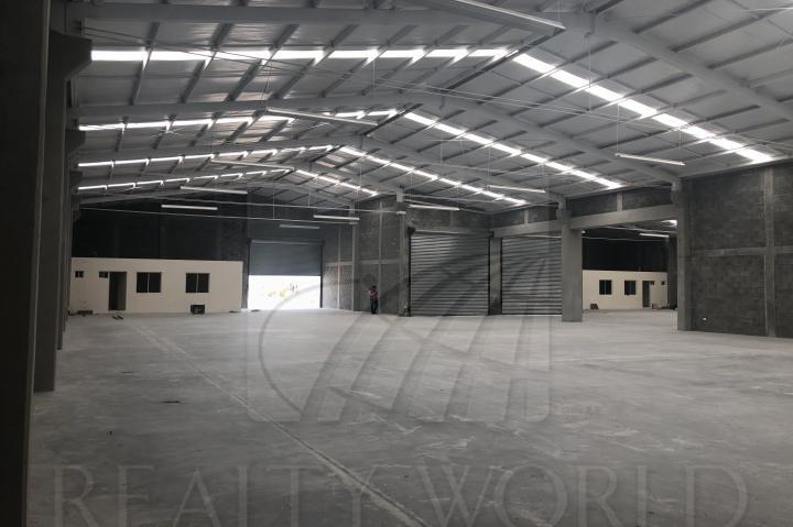 Foto Bodega Industrial en Renta en  Gral. Escobedo ,  Nuevo León  Libramiento al 100