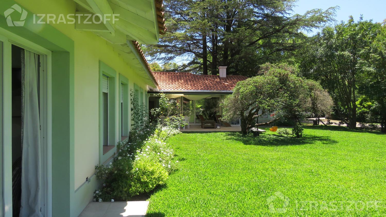 Casa--Bosque Chico-Bosque Chico