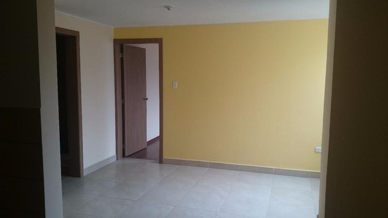 Foto Departamento en Venta en  El Recreo,  Quito  Suite a estrenar de venta entre la Villaflora y Chimbacalle