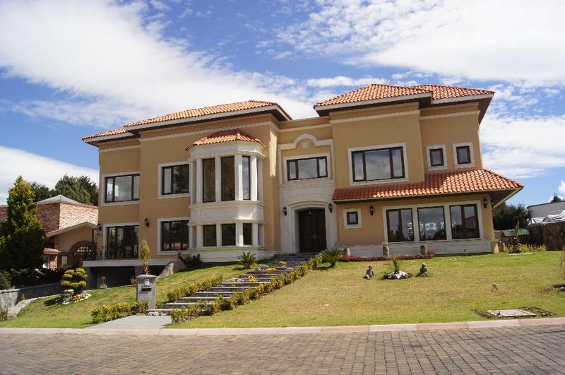 Foto Casa en Venta | Renta en  Club de Golf los Encinos,  Lerma  Club de Golf los Encinos, Lerma, Mex., casa en venta al campo de golf